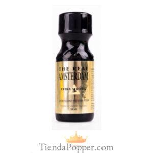 popper real amsterdam en botella grande en nuestra tienda online de popper